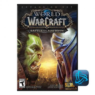Blizzard Entertainment World of Warcraft: Battle for Azeroth