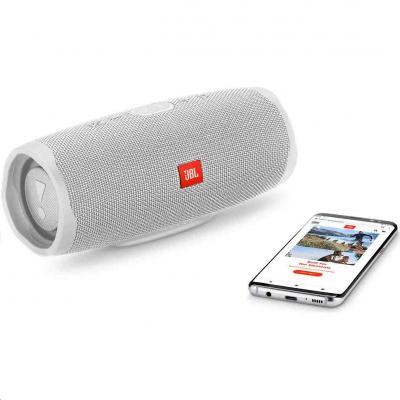 JBL Charge 4, biely